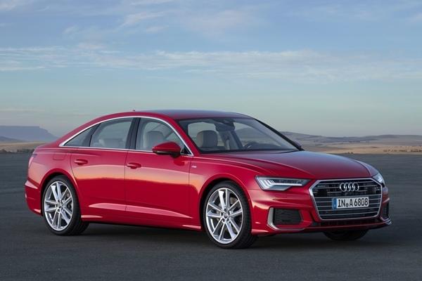 Audi 新 A6 將現身日內瓦車展,劍指雙 B 同級對手(內有影音)