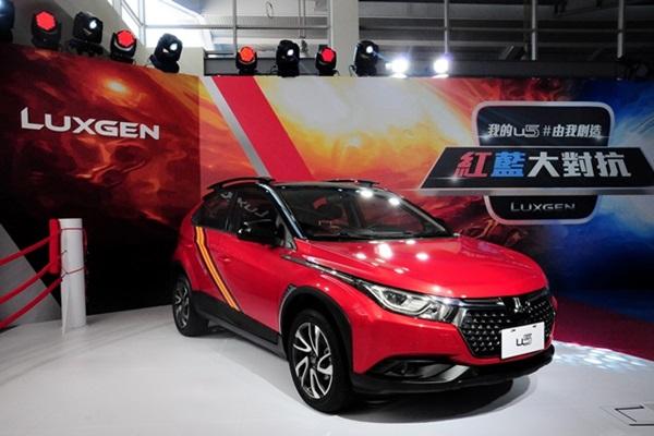 Luxgen U5 瞄準年輕消費族群,推出國產首創客製化車型!(內有相片集)