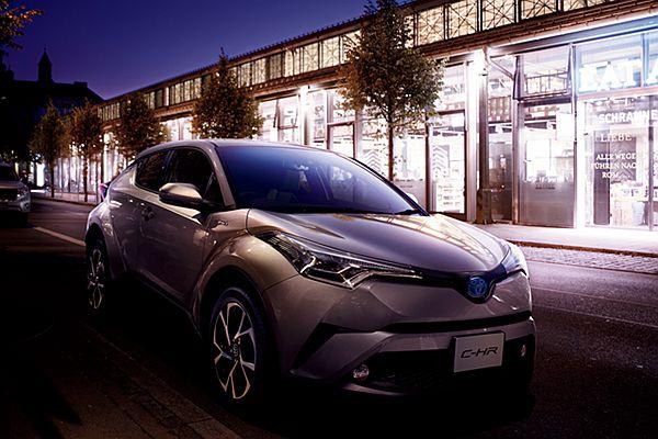 穩住日本最暢銷休旅寶座!Toyota C-HR 新增動力應戰對手