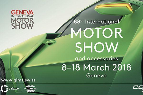 日內瓦車展本週登場,重點新車搶先看!