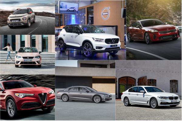 2018 歐洲年度風雲車揭曉!BMW 頂級房車與 Kia 跑車都敗給這款跨界休旅