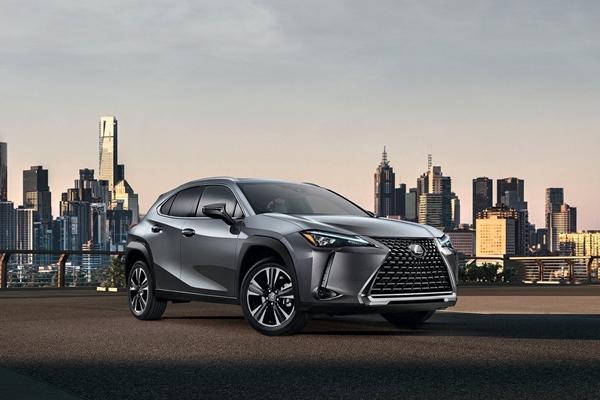 Lexus UX 日內瓦車展正式公開,國內市場預計第 4 季引進!(內有影音)