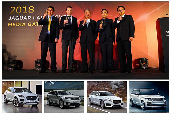 Jaguar/Land Rover 台灣分公司 4 月營運!3 款休旅車確定導入