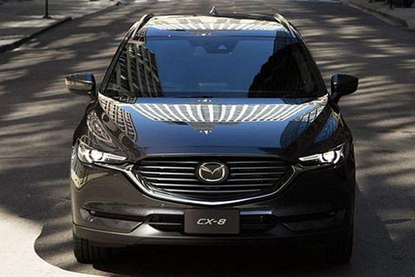 預計下半年開賣!Mazda CX-8 不僅有左駕版還換裝汽油動力