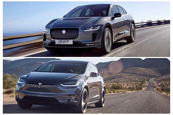 指名叫戰 Tesla Model X!Jaguar I-Pace 到底有何過人之處?(內有影片)