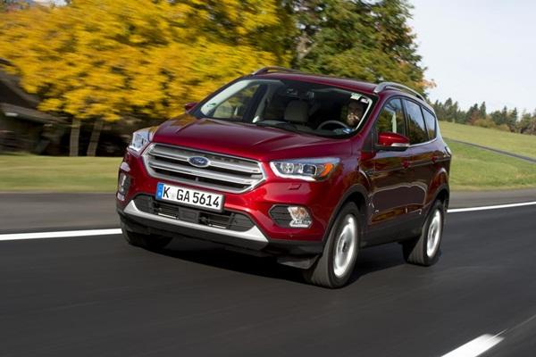 Ford 休旅 Kuga 大改款倒數計時,體型比現在更大!