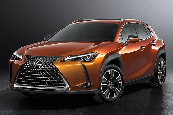 Lexus 設計師爆料:全新跨界休旅 UX 骨子裡竟是一輛五門掀背車!