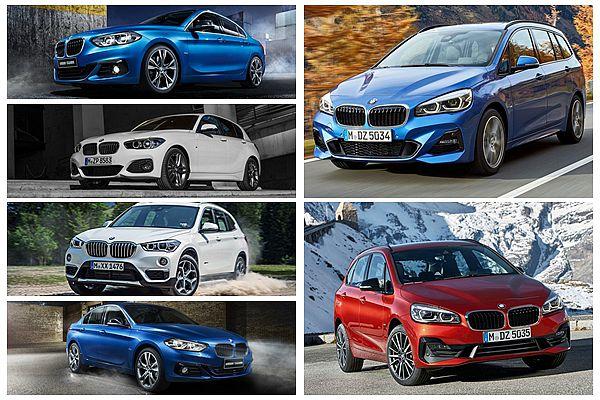 不讓賓士專美於前!BMW 未來也有 6 款前驅車輪番上陣