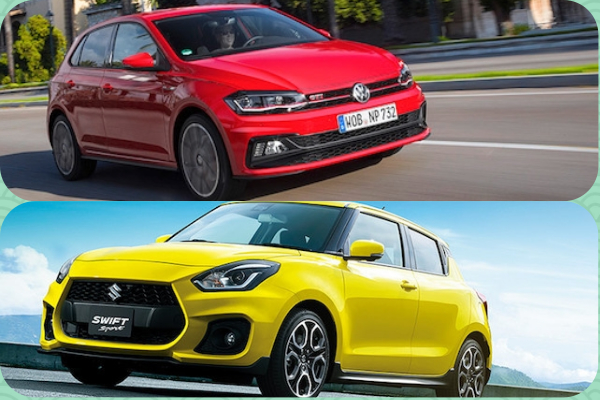 2 大性能小車第三季登場!Suzuki Swift Sport 與 VW Polo GTI 賣點在哪?(內有投票結果)