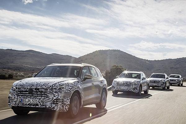 全民 SUV 時代來了?福斯將推全球戰略平價休旅