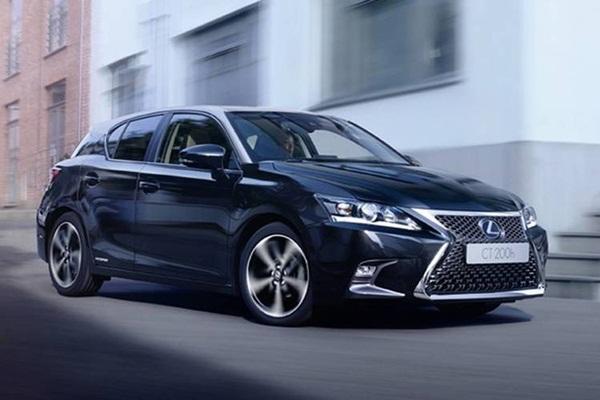 打破「停產」謠言!日媒曝: Lexus CT200h 大改款明年問世