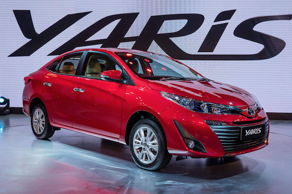 不只有主被動安全,印度版 Toyota Vios 配備根本媲美高級車!(內有影片)