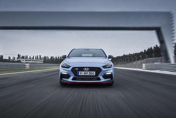 對自家掀背鋼砲有信心!Hyundai:賽道激烈駕駛也在保固範圍內