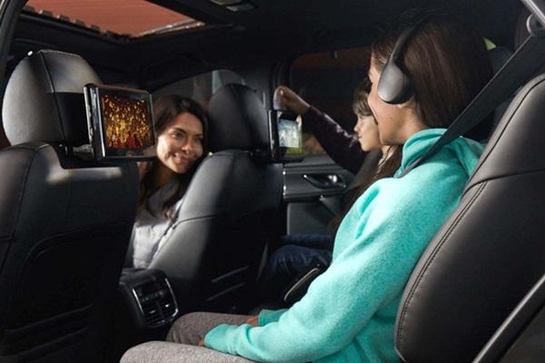 後座乘客不怕無聊!Mazda CX-9 北美車型新增超實用選配