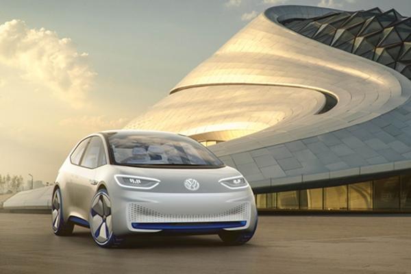 Volkswagen 搶攻電動車市場!明年底 I.D. 車款正式量產