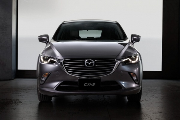 Mazda CX-3 日規小改款 6 月登場,1.8 升柴油確定搭載!