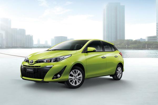 主被動安全配備跟進 Vios!7 氣囊 Toyota Yaris 小改款 4 月初上市