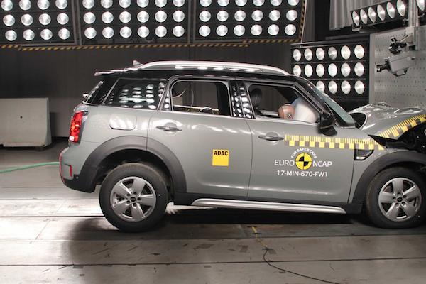 台灣版 NCAP 新車評鑑未來計畫公布,2020 年進行撞擊測試!