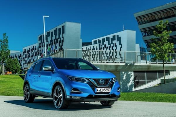 歐洲用車習慣也在鬆動!SUV 銷售佔比上看新高