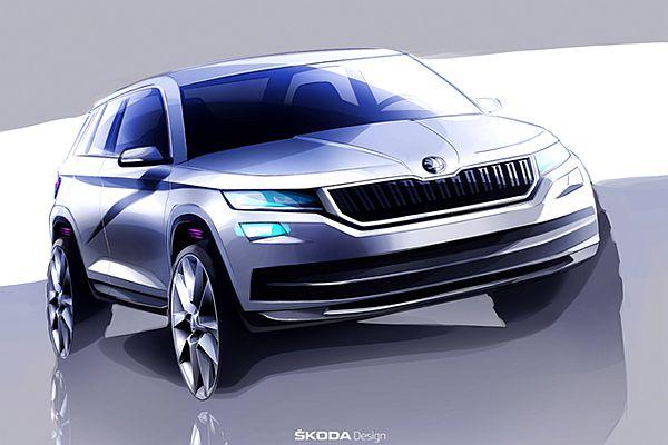 不放過任何級距!Skoda 今年 SUV 銷售陣容將擴充到 4 款車