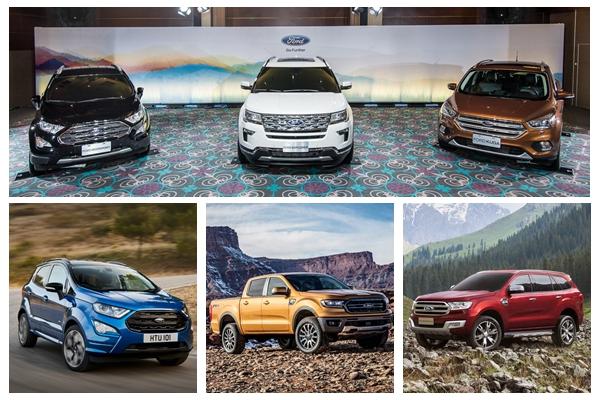 預料外的美式 7 人座休旅現身!Ford 今年產品陣容亮點十足(內有相片集)