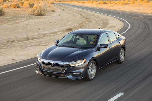 重新挑戰 Prius!大改 Honda Insight 內外觀細部照官方讓你看透透