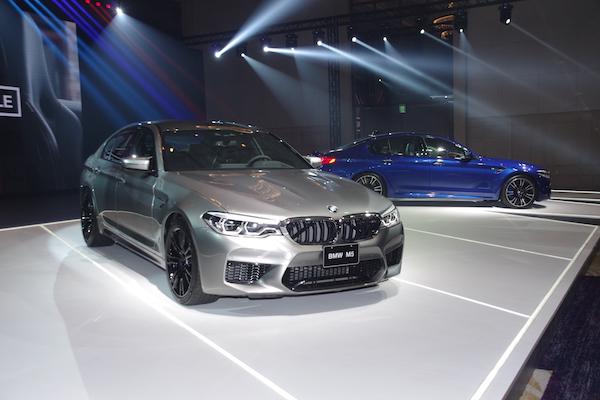 連續甩尾 8 小時破世界紀錄!強悍性能車 BMW M5 台灣上市
