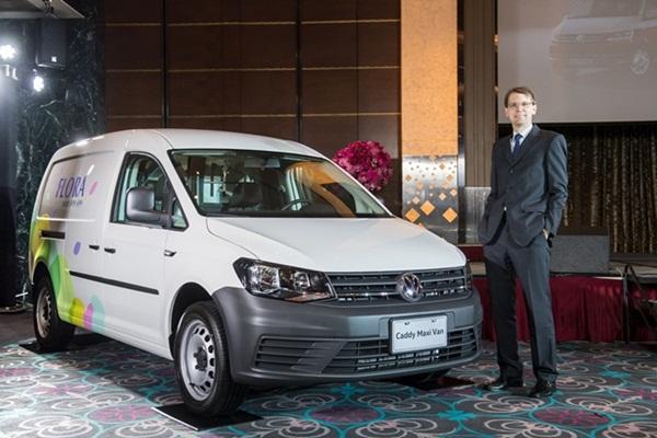福斯商旅今年新車計畫,加長版商用車 Caddy Maxi Van 即將登場!