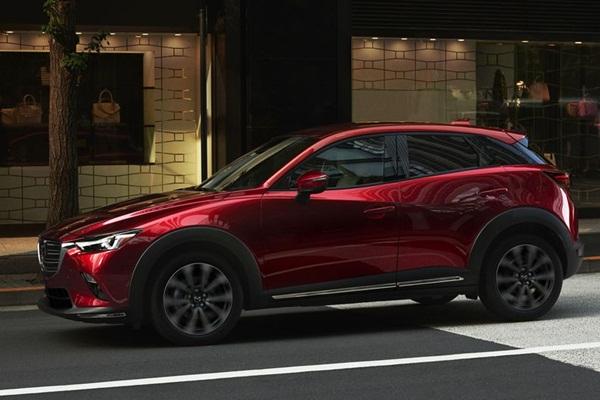 Mazda 小改款 CX-3 強化內外觀!Mazda 6 竟還有驚喜配備(內有相片集)