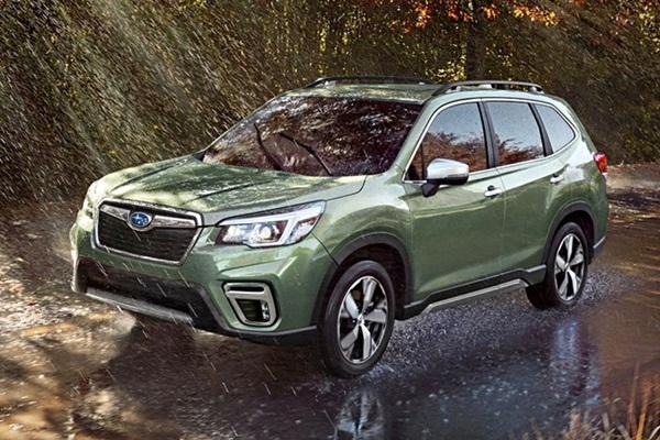 Subaru 全新第五代 Forester 如期亮相,台灣 8 月正式登場!(內有相片集)