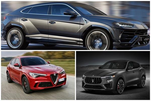 義大利高性能 SUV 屢創速度話題,但日本車廠沒打算跟進!