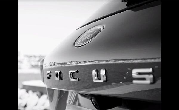 10 秒看細節!全新 Ford Focus 頭燈、車尾設計都很誘人(內有影片)