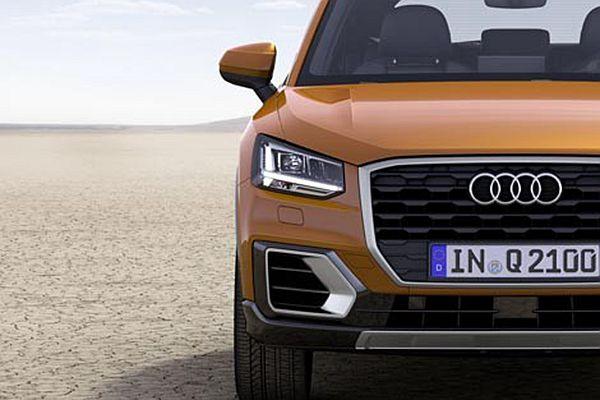 不讓對手專美於前!Audi 最小 Q 系列跨界休旅預告發表