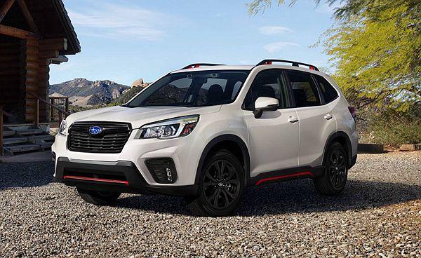 運動才是 Subaru 的本質!全新 Forester 終於回歸 Sport 車型