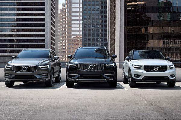 雙料年度風雲車加持!休旅未來將成 Volvo 汽車銷售主力