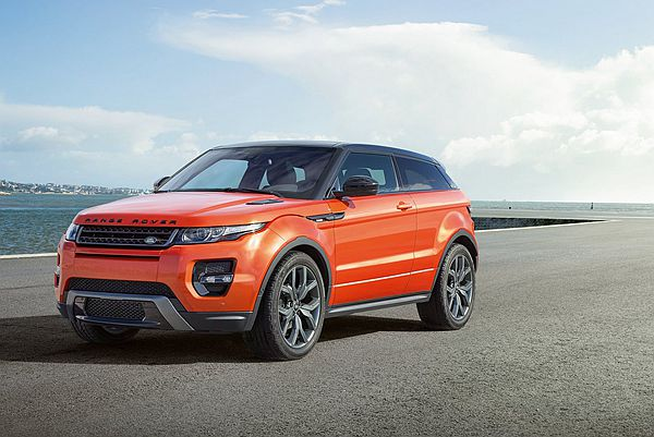 Land Rover 最熱賣的 Evoque 將推出第二代!但雙門車將成絕響