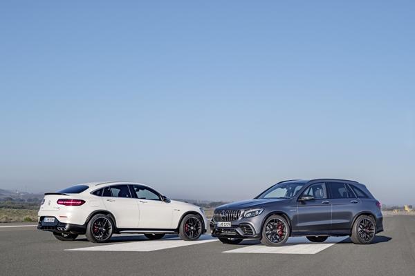 Mercedes-AMG GLC 家族國內添新成員,兩種車身型式 + 動力輸出即日起展開預售!