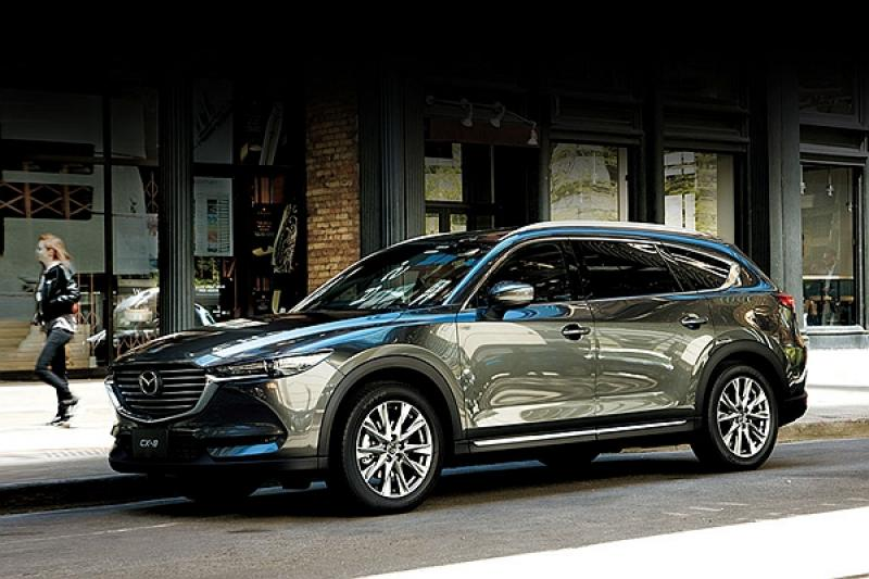 Mazda 官網確認 CX-8 登北京車展,有望成為全球戰略車!