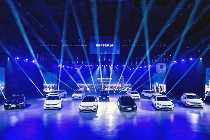 台灣福斯發表「模組化安全系統」,2 款新車同時發表!