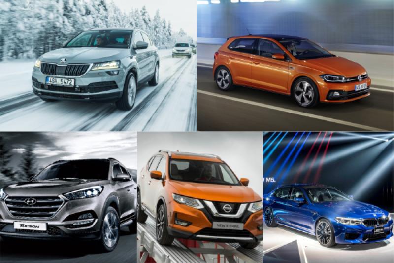 Nissan X-trail 小改款及 Skoda Karoq 都來了!能源局 3 月汽車油耗成績公布