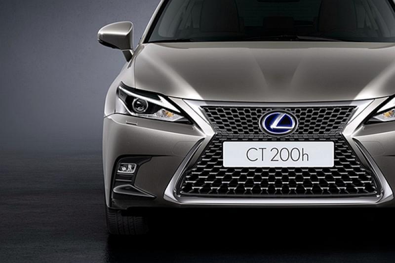 為對抗歐系暢銷掀背,新 Lexus CT 正在尋求銷售差異性!