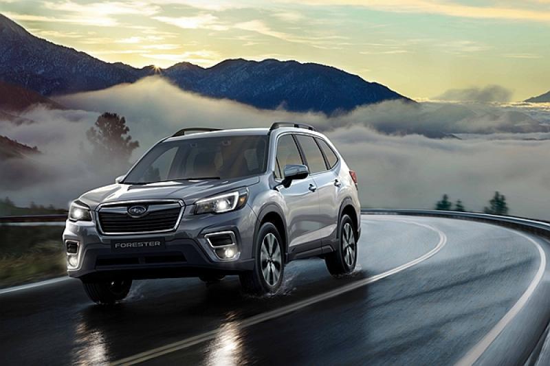 渦輪 Out?日規 Subaru Forester 將搭載輕度 Hybrid 動力