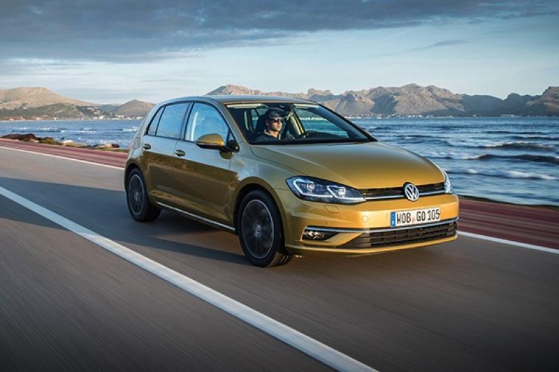 全新第 8 代 VW Golf 明年將登場,賽道測試引擎身影曝光!