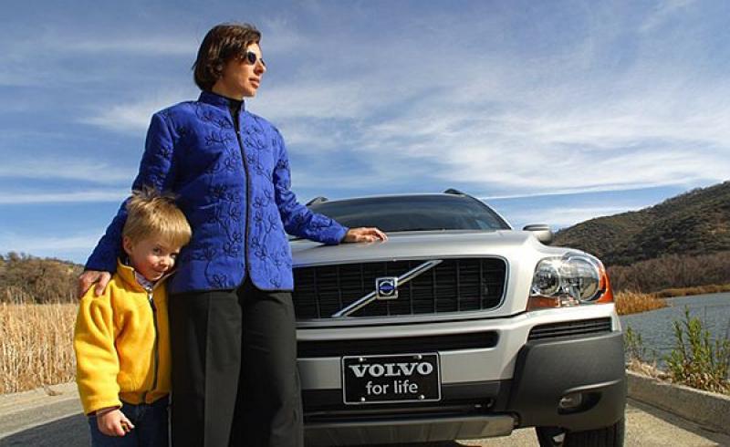 英國統計:第一代 Volvo XC90 死亡事故掛零!哪些配備是關鍵?