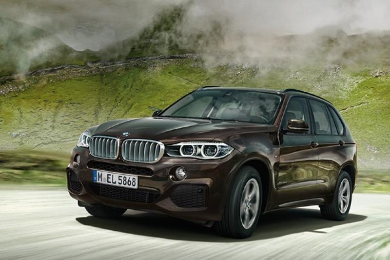 BMW 將帶來全新數位儀表板,預計和大改款 X5 一起登場!