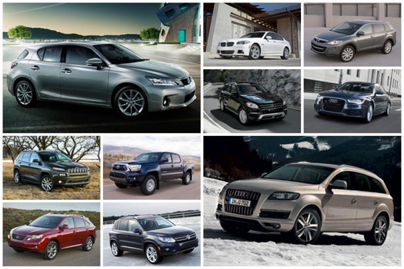 這 10 款車在美國創連續 4 年零死亡事故,有 7 款台灣都買得到!
