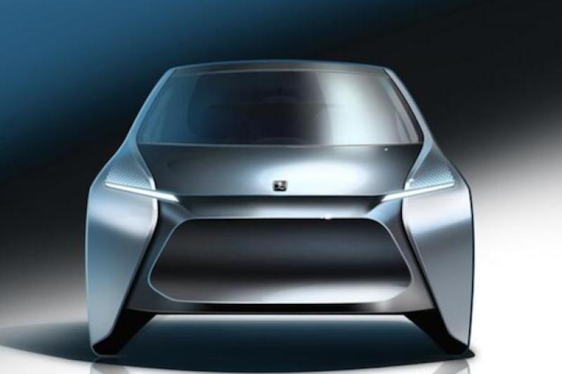 納智捷公布更多最新概念車內外樣貌,科技化座艙成亮點!