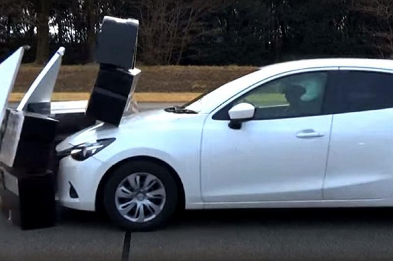 AEB 自動緊急煞車系統非萬能!這幾種情況下可能會失效(內有影片)