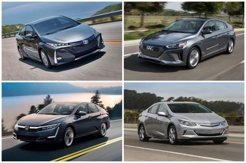 美權威機構評選最熱銷 4 款 PHEV 車款!Honda 獲得消費者滿分肯定