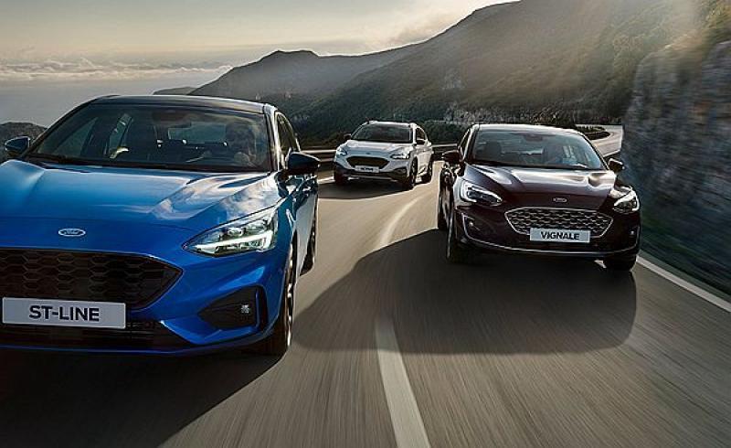 房車、掀背車都掰掰!Ford 未來銷售陣容有重大變動